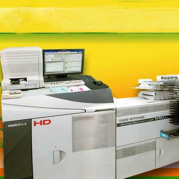 Color lab services