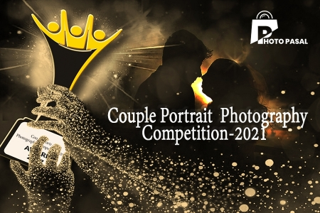 182 अाै विश्व फाेटा दिवसमा Couple Portrait Photography Competition-2021