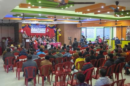 12th Annual General Meeting of Kathmandu Photographers Association (KPA)