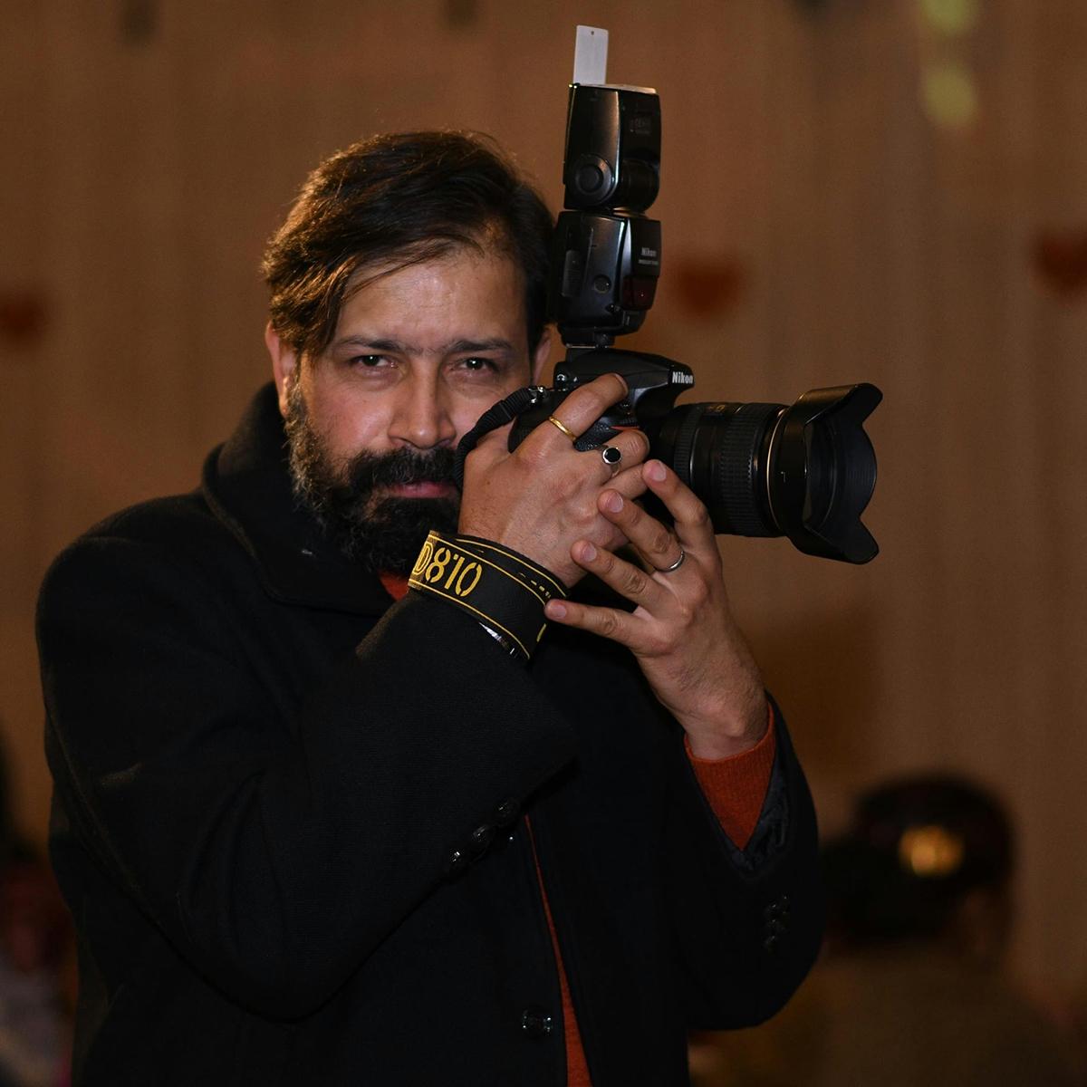 Photographer Basanta Gautam
