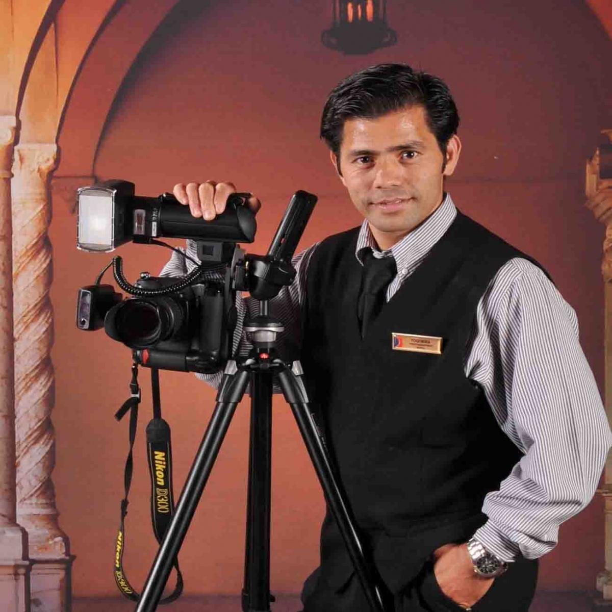 Sr. Photographer Yogendra Jung Basnet