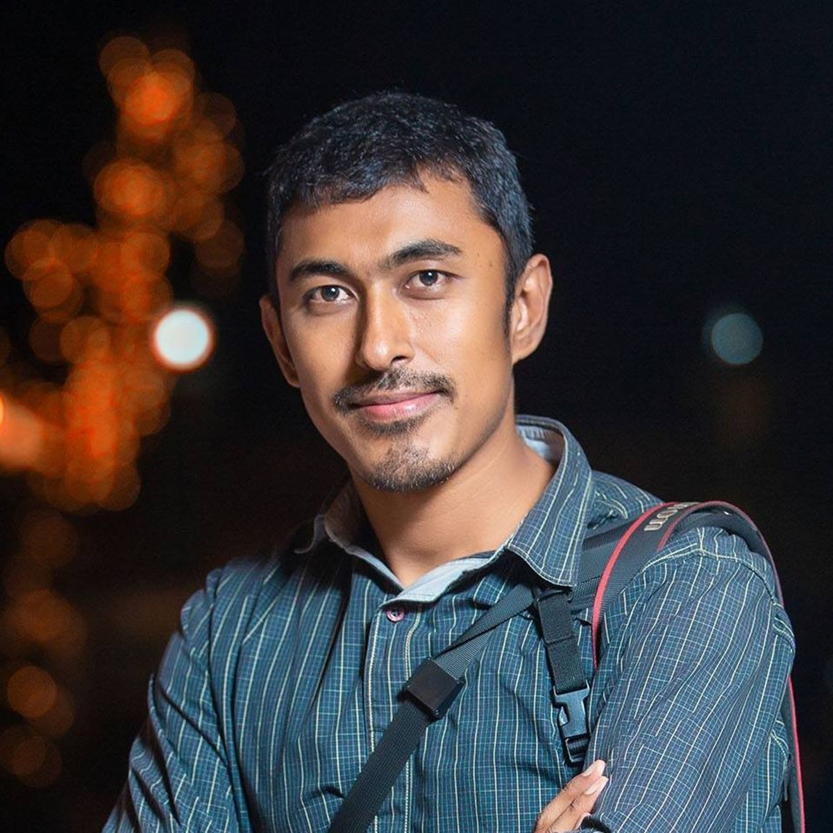 Photographer Bibek Shrestha