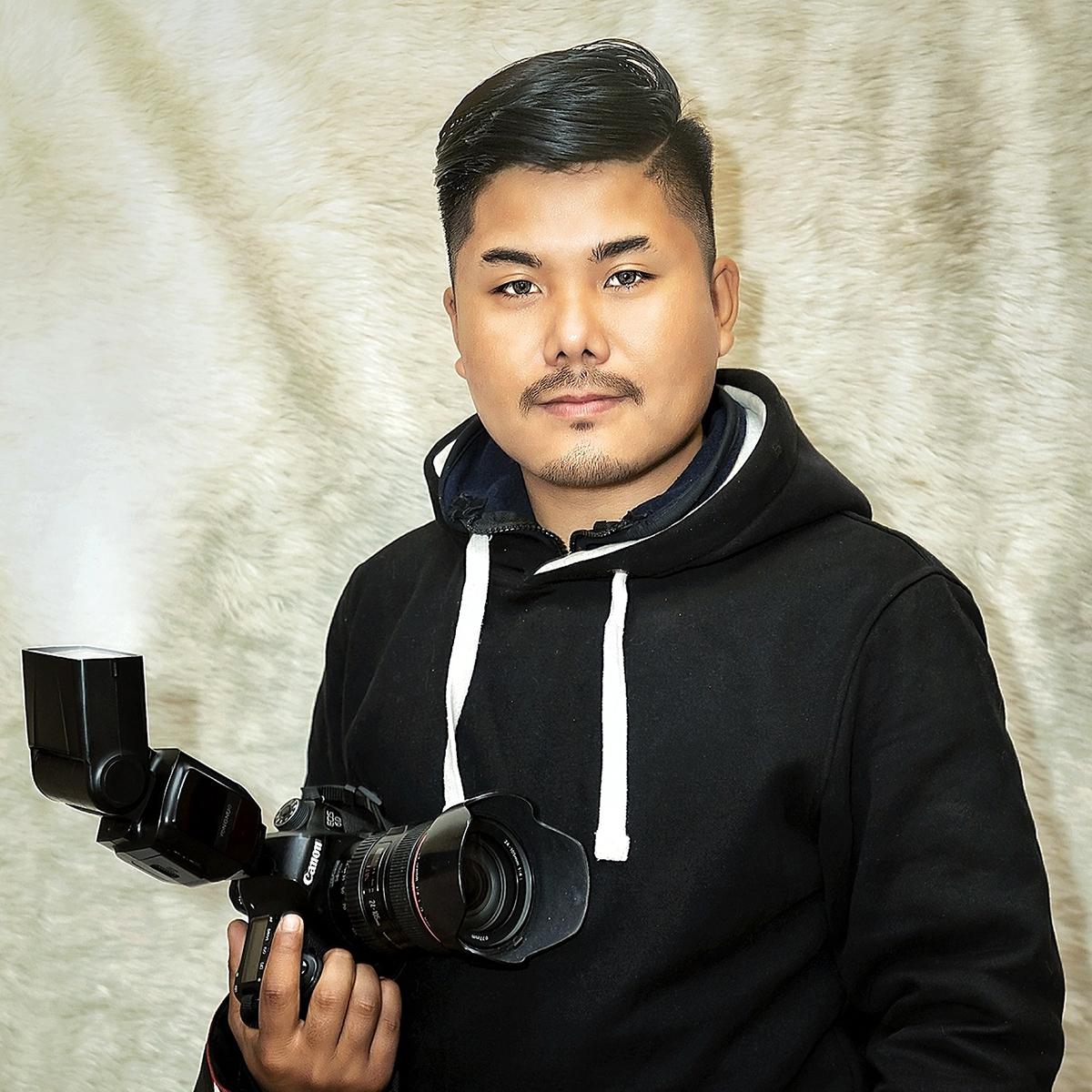 Himal Gharti Magar Lalitpur  District Coordinator