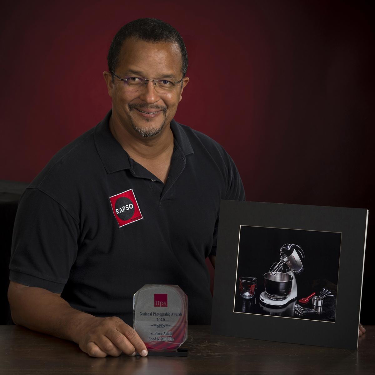 Photographer James B. Solomon ( Republic of Trinidad and Tobago)