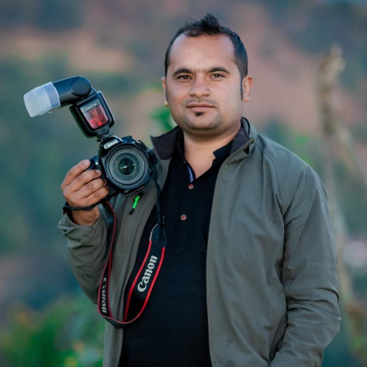Mr.Sujan Neopane Gulmi District Coordinator